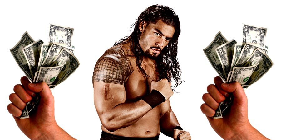Roman Reigns Is Now The #1 Merchandise Seller On The WWE Full Time Roster