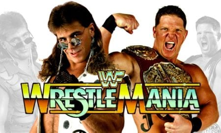 Shawn Michaels vs. AJ Styles - WrestleMania 33 (Shawn Michaels turns down a match with AJ Styles at WrestleMania 33)