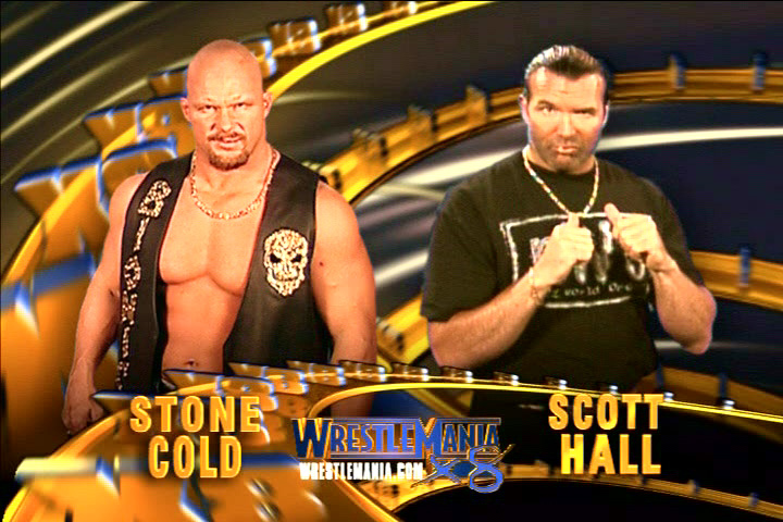 Stone Cold vs. Scott Hall - WrestleMania 18