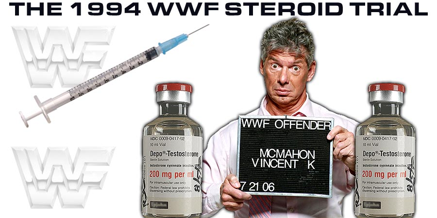 THE WWF STEROID TRIAL