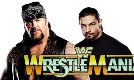 The Undertaker vs. Roman Reigns - WrestleMania 33