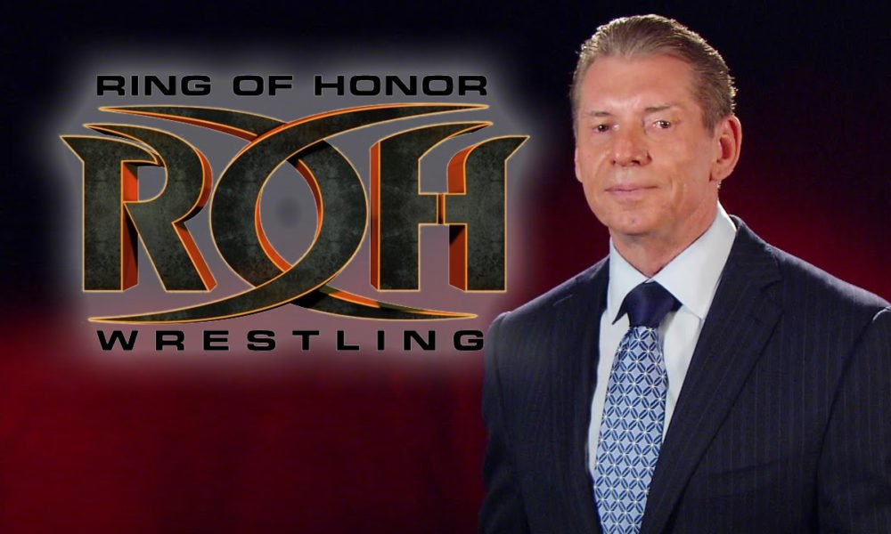 WWE Planning To Buy Ring of Honor Wrestling 2017 - WWE buying ROH