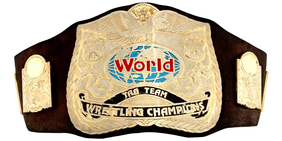 WWF Tag Team Championship - Tag Team - Title - Titles - WWE Article Pic