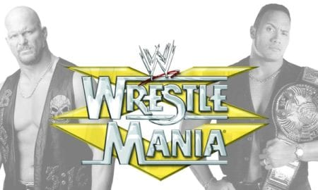 WrestleMania 15 - Stone Cold Steve Austin vs. The Rock for the WWF Championship