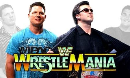 WrestleMania 33 - AJ Styles vs. Shane McMahon