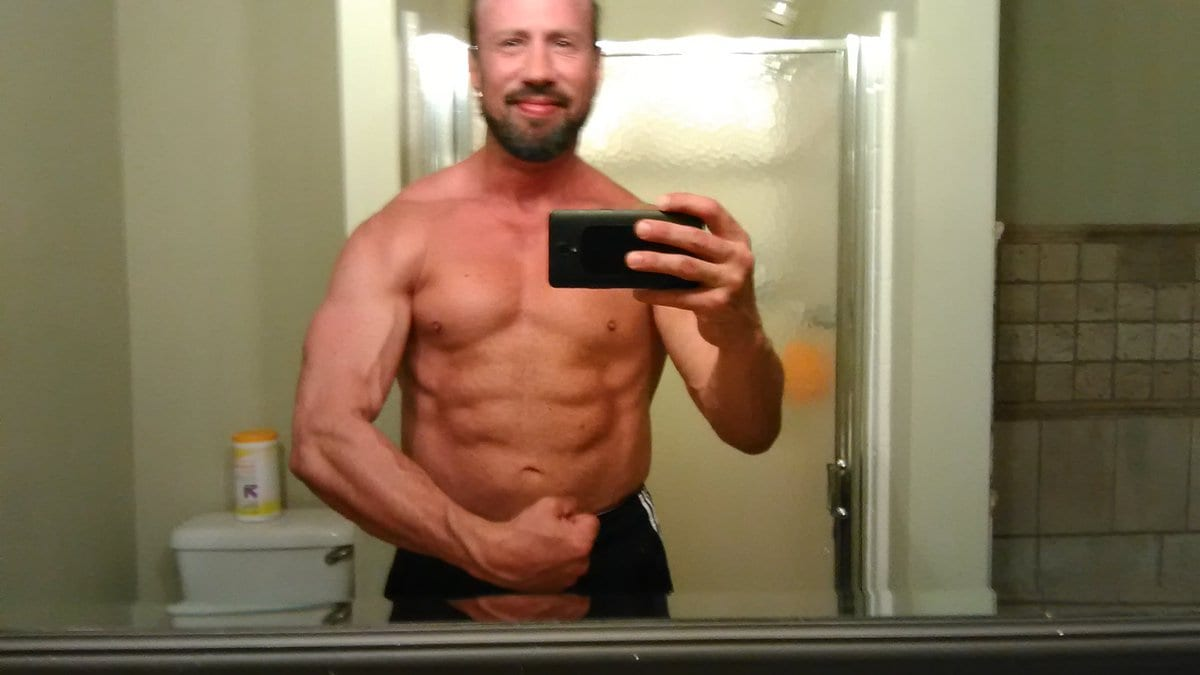 X-Pac gets in the best shape of his life - March 2017