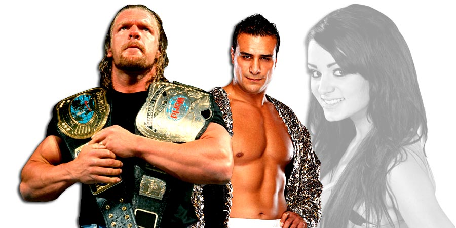 Alberto Del Rio goes on a rant about WWE and Triple H, Claims WWE leaked Paige's private pics and videos