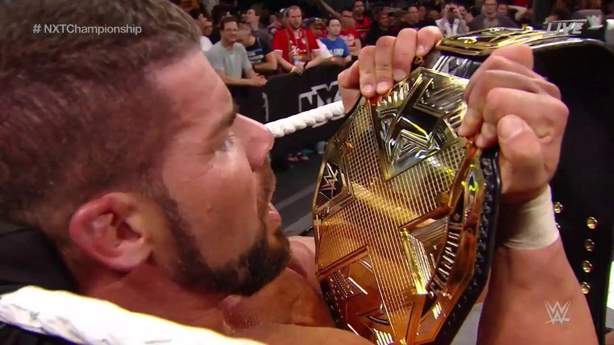 Bobby Roode defeats Shinsuke Nakamura clean at NXT TakeOver: Orlando to retain the NXT Championship