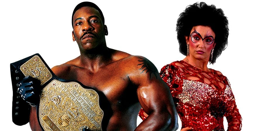 Booker T Reveals Sherri Martel Slapped Jim Duggan So Hard That He Stopped Selling