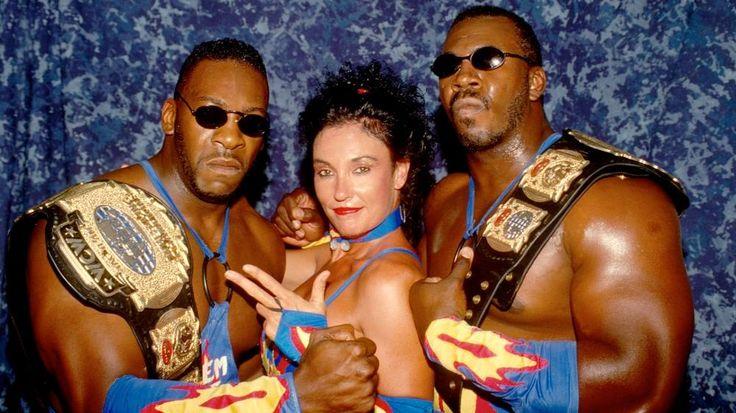 Booker T Reveals Which Hall of Famer Sherri Martel Slapped ...