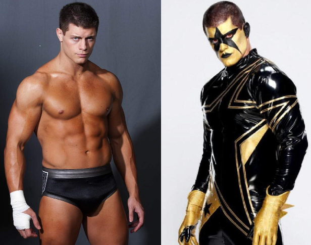 Cody Rhodes & Stardust WWE Brand Split Plans - Cody Rhodes Working On Both Raw & SmackDown Live As Cody Rhodes & Stardust