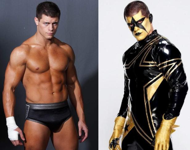 Cody Rhodes & Stardust WWE Brand Split Plans - Cody Rhodes Working On Both Raw & SmackDown Live As Cody Rhodes & Stardust