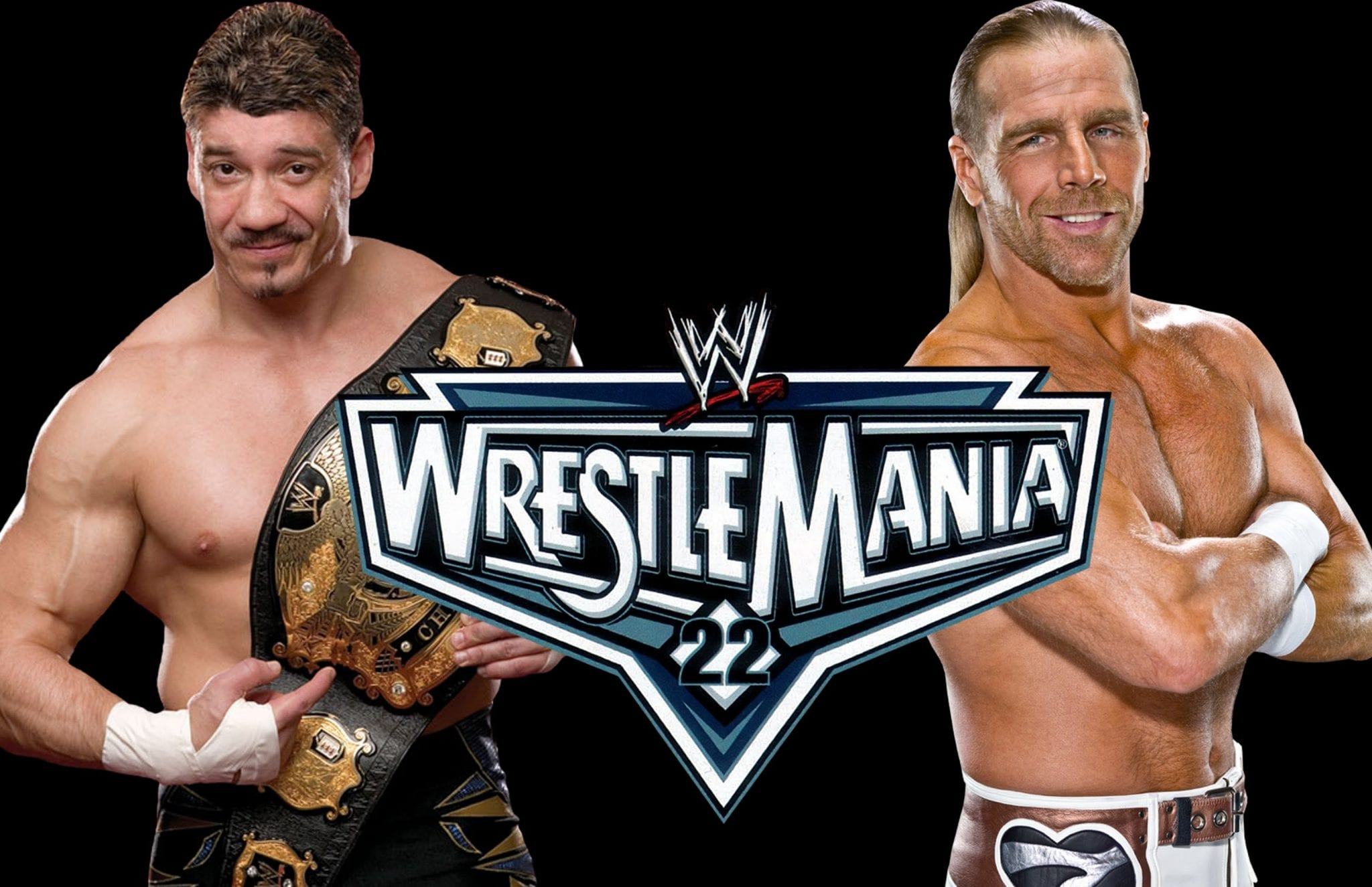 Eddie Guerrero vs. Shawn Michaels - WrestleMania 22