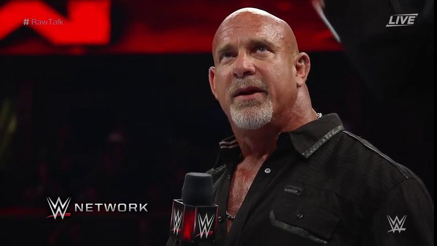 Goldberg Appears After Post-WrestleMania 33 Raw Goes Off The Air, Says This Might Be His Final WWE Appearance