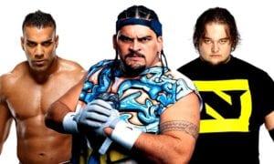 Jinder Mahal, Bray Wyatt & Rosey