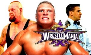 Justin Roberts thought Brock Lesnar ending The Undertaker's Streak at WrestleMania 30 was a mistake