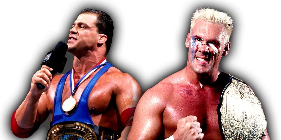 Kurt Angle vs. Sting
