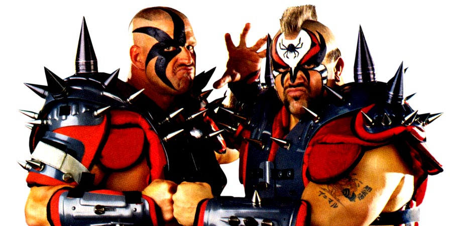 Legion of Doom Road Warriors