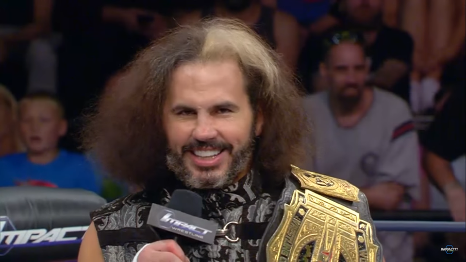 Matt Hardy says DELETION Is Coming - Matt Hardy to use BROKEN Gimmick in WWE