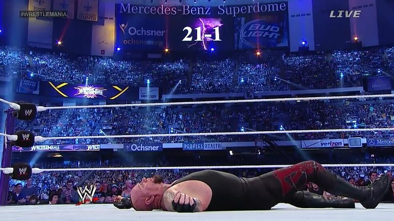 Most Emotional Moments Involving The Undertaker - 3