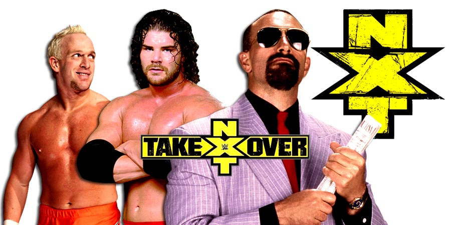 NXT TakeOver Orlando (Live Coverage & Results) - Bobby Roode vs. Shinsuke Nakamura, Asuka vs. Ember Moon, New NXT Championship Belts To Be Revealed
