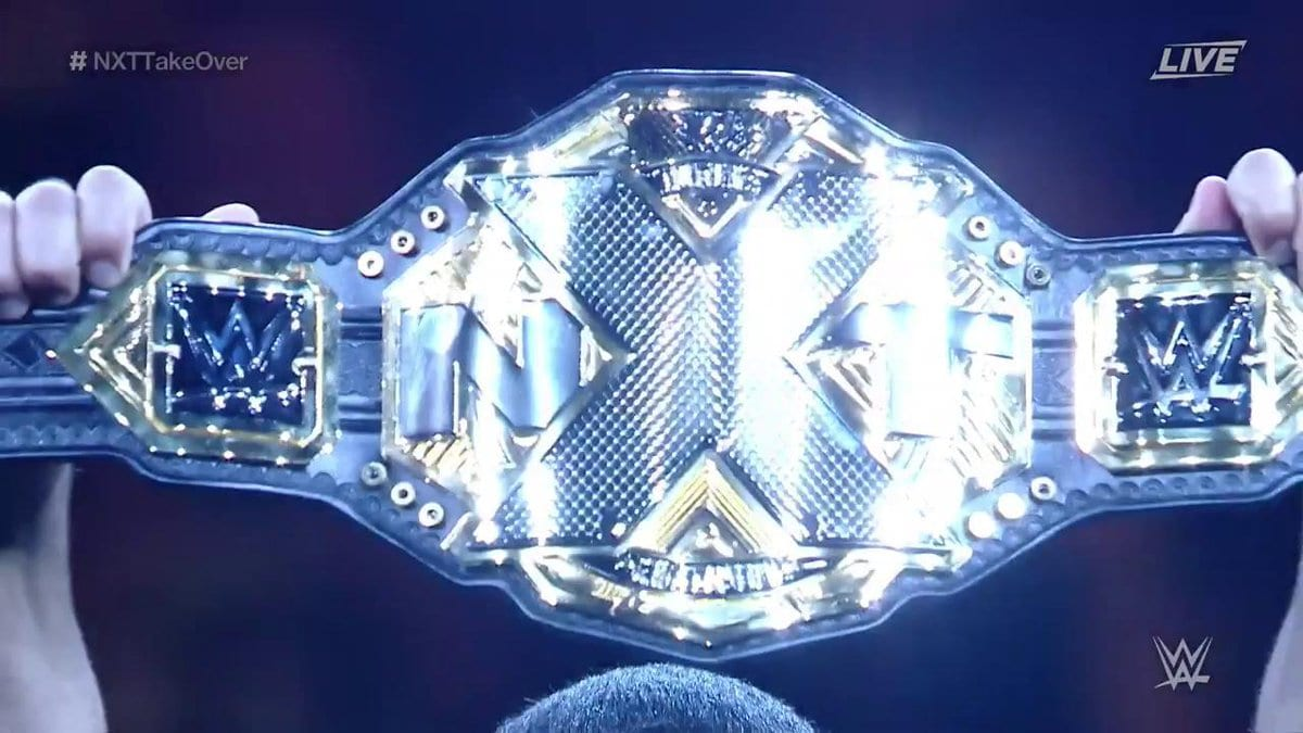 New NXT Women's Title Debuts At NXT TakeOver: Orlando
