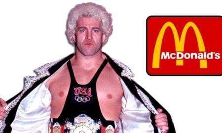On This Day In Wrestling History (April 6, 1984) - Masa Saito and Ken Patera Go Nuts At McDonald's