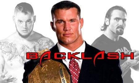 Randy Orton vs. Baron Corbin was originally planned for Backlash 2017