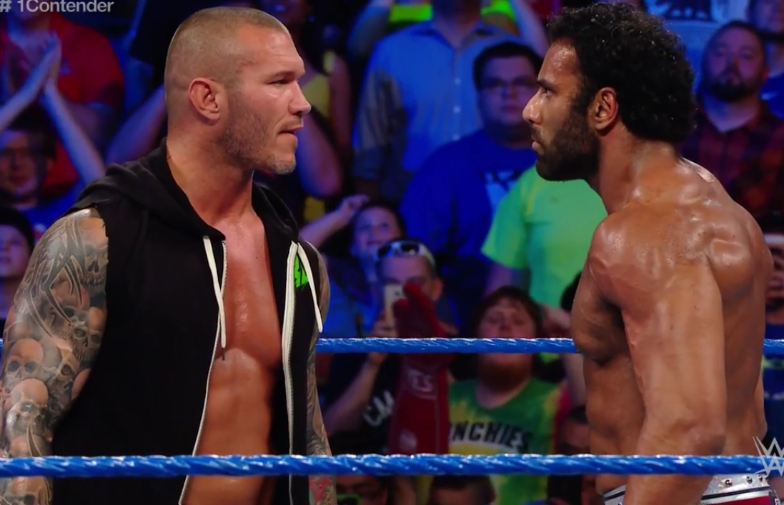 Randy Orton vs. Jinder Mahal - WWE Championship Match At Backlash 2017
