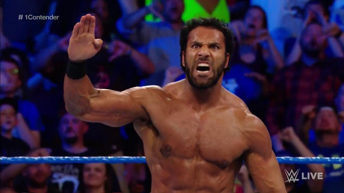 Real Reason Behind Jinder Mahal becoming the #1 contender to the WWE Championship at Backlash 2017