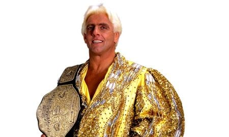 Ric Flair - World Heavyweight Champion