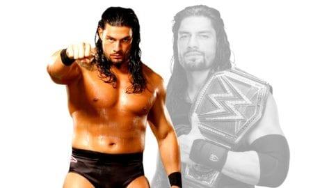 Roman Reigns FCW & WWE Champion