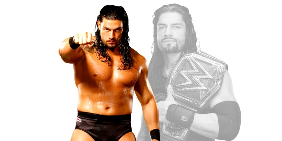 Roman Reigns FCW & WWE Champion