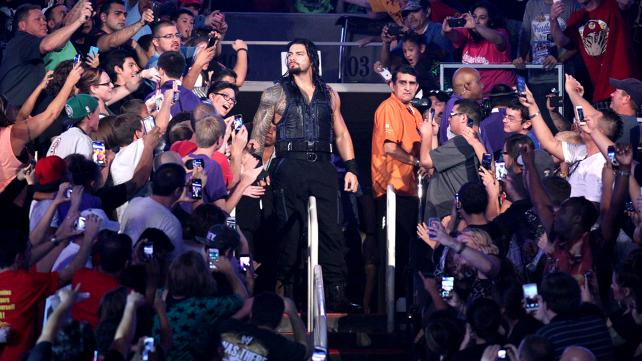 Roman Reigns Reveals Why He Stopped Making His Entrance Through The Crowd