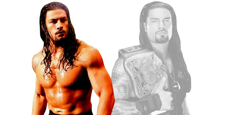 Roman Reigns - WWE Tag Team Champion