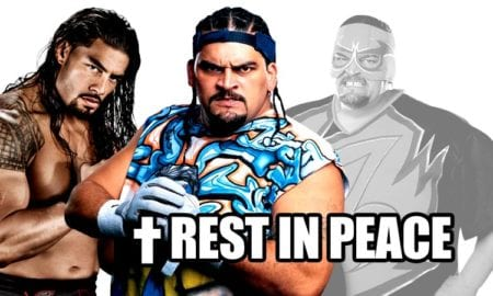 Roman Reigns' brother Rosey passes away at the age of 47