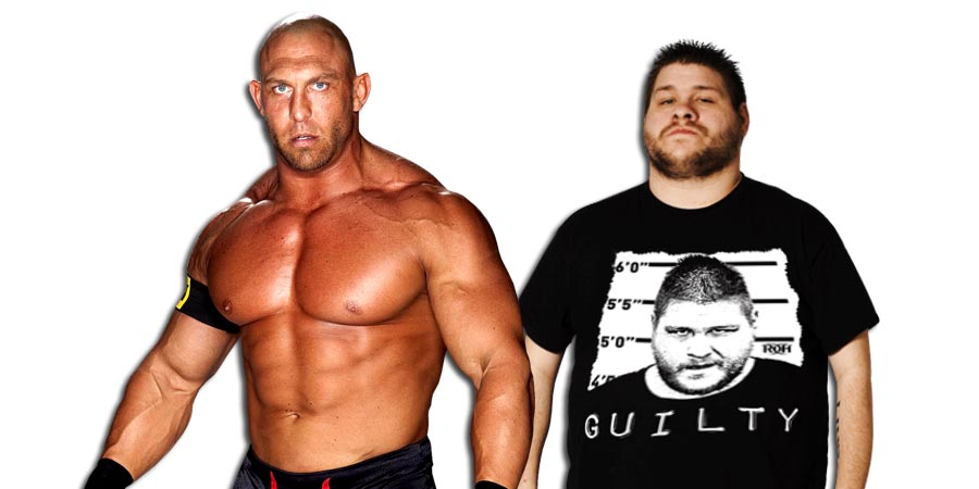 Ryback Explains Why Kevin Owens Should Workout