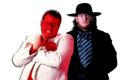 The Undertaker & Brother Love
