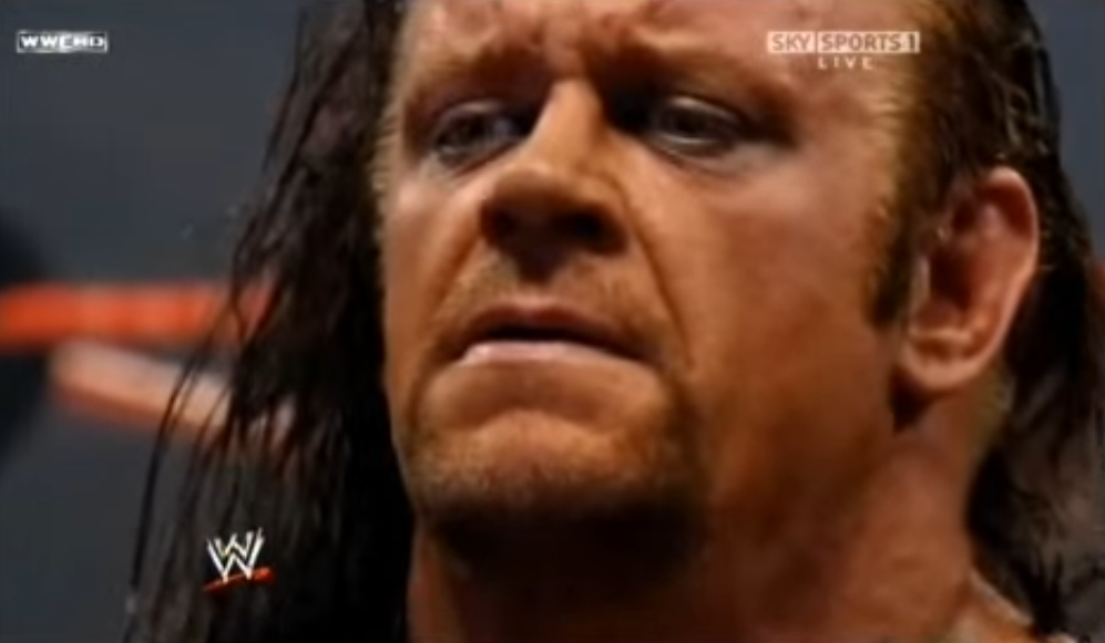 The Undertaker forced to leave WWE at One Night Stand 2008