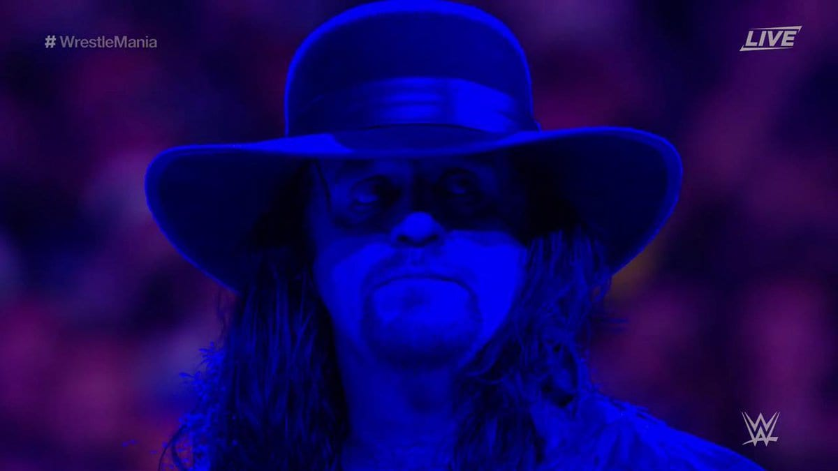The Undertaker officially retires at WrestleMania 33 - 2