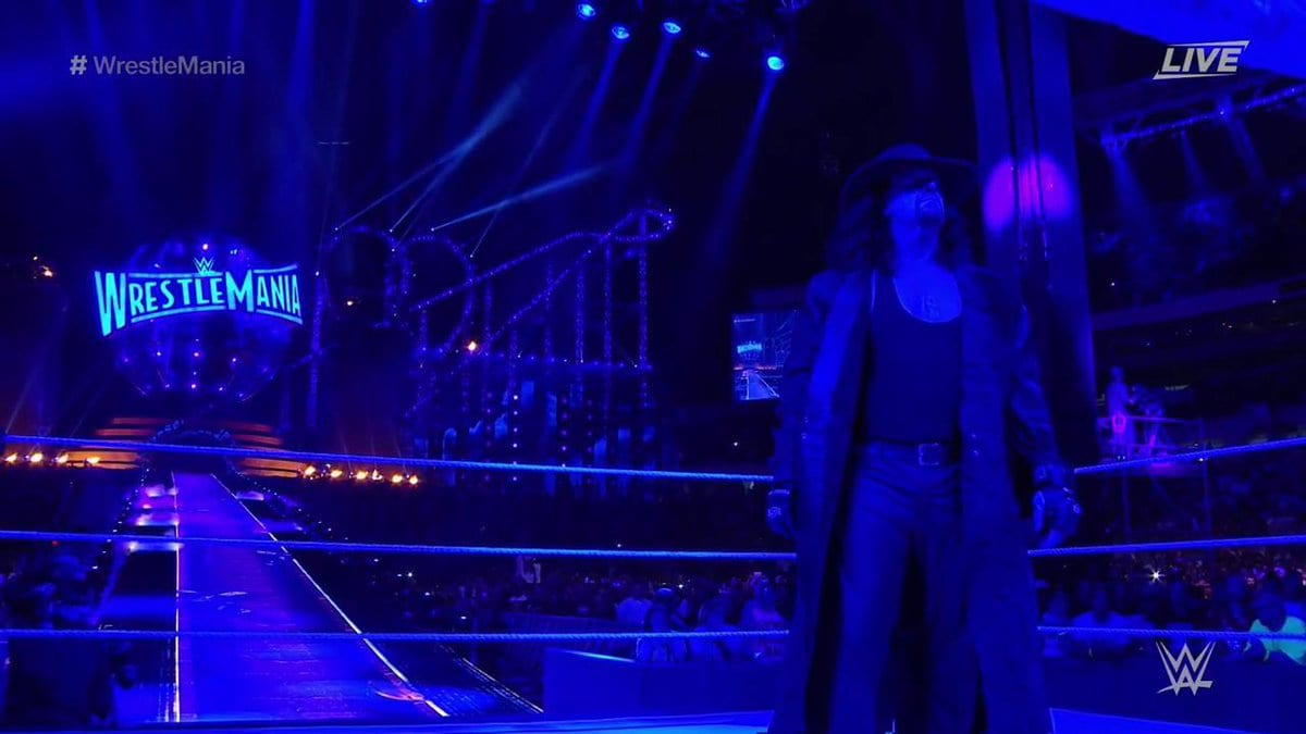 The Undertaker officially retires at WrestleMania 33