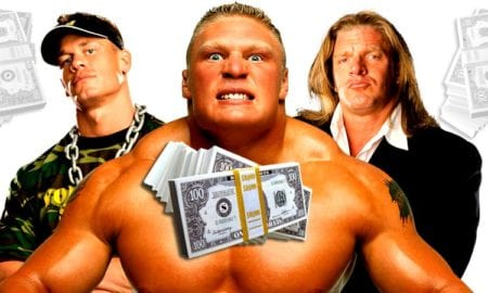 Top 10 Paid WWE Superstars Of 2017