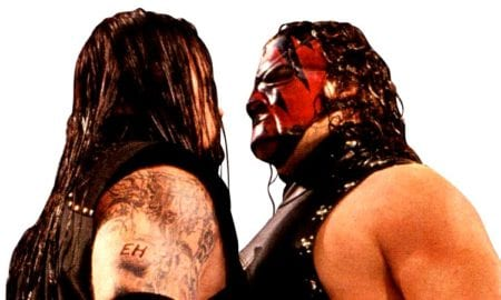 Undertaker Kane Brothers of Destruction BOD