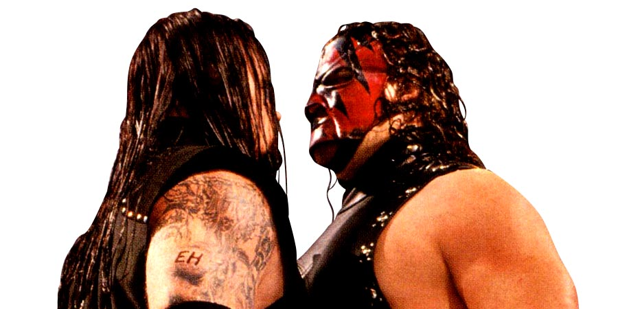 Undertaker Kane Brothers of Destruction BOD