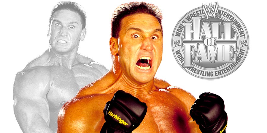 Ken Shamrock - WWE Hall of Fame
