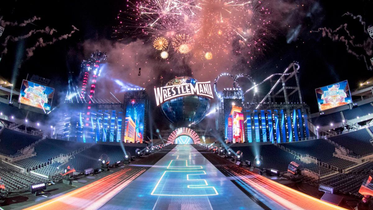 WrestleMania 33 Set Officially Revealed