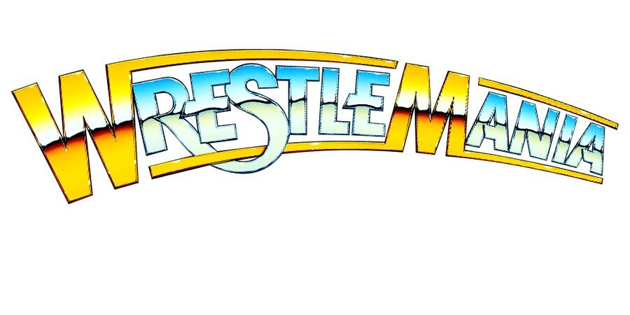 WrestleMania WWF Logo