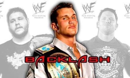 Backlash 2017 - Randy Orton, AJ Styles, Kevin Owens