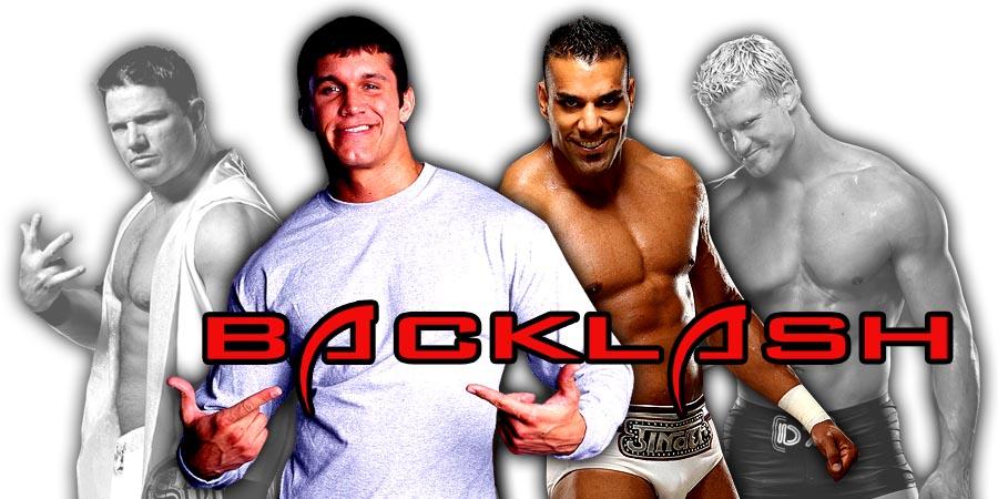 Backlash 2017 - Randy Orton, Jinder Mahal, AJ Styles, Dolph Ziggler