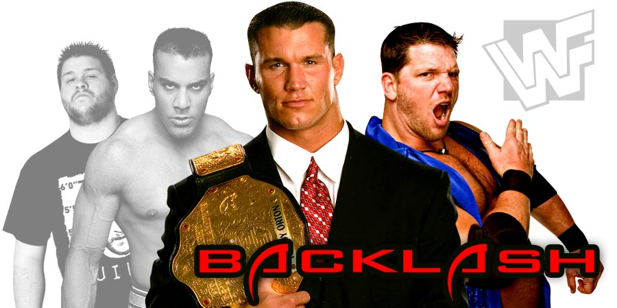 Backlash 2017 Results - Randy Orton vs. Jinder Mahal for the WWE Championship, Kevin Owens vs. AJ Styles for the United States Championship, Shinsuke Nakamura's official WWE main roster in-ring debut